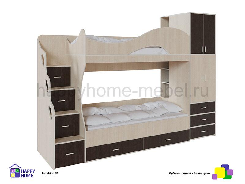 Кровать матрас для детей 52